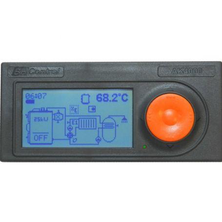 Écran de contrôle pour régulation AK4000