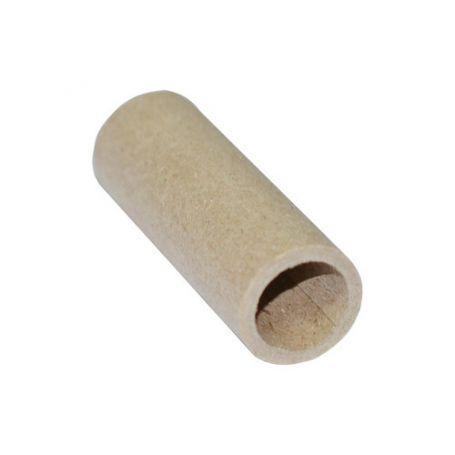 Tube en carton pour coffrage du brûleur 1