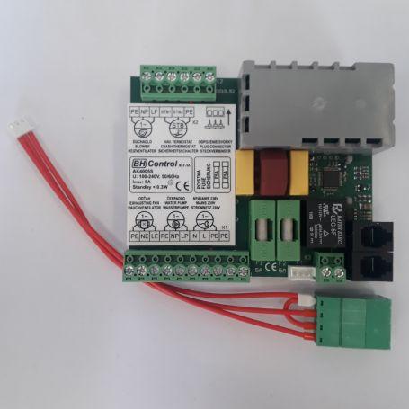 Carte 1 électronique AK4001S