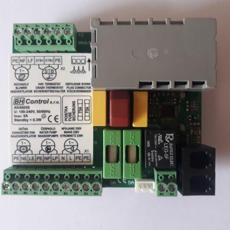 Carte 2 électronique AK4005S
