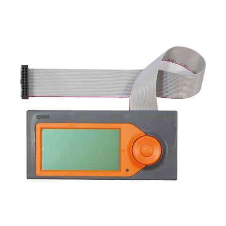 Ecran  de controle tactile pour régulation de chaudiere solabayer AK3000
