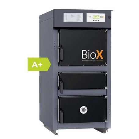 Chaudiere a bois Biox 15 Solarbayer