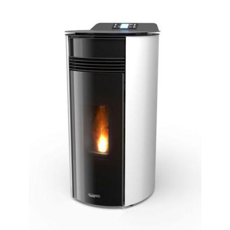 prix poêle à granulés Air Glass Laminox J9