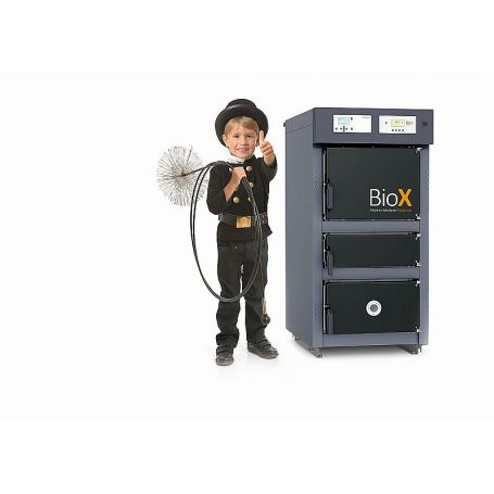 Chaudiere bois buche Solarbayer BioX 25