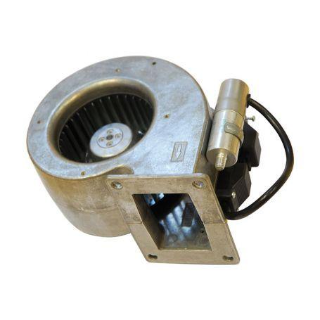 Chauffage ventilateur extracteur fumée pour chaudiere buche bois