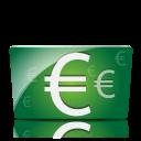 Chauffage le plus economique pour la maison - Logo vert Euros